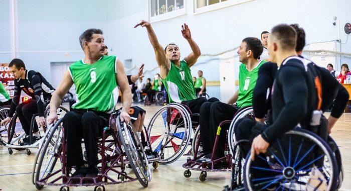 Заставка для - Нужна помощь баскетбольной команде на колясках «Яр Чаллы»